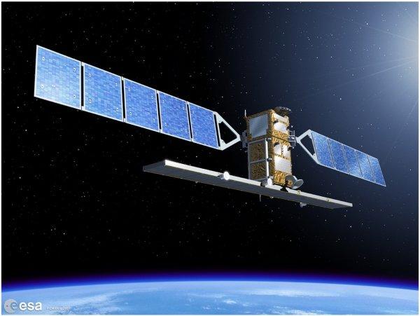 Sentinel satellite 1