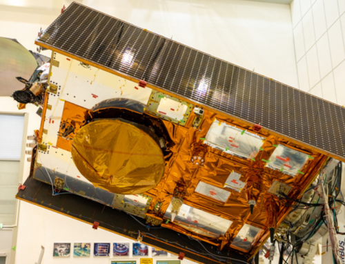 Meet The Sentinel Satellites Helping Us Fight Climate Change