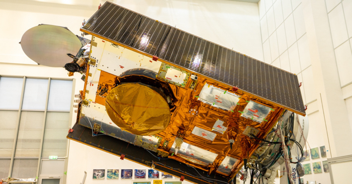sentinel 6 satellite before launch
