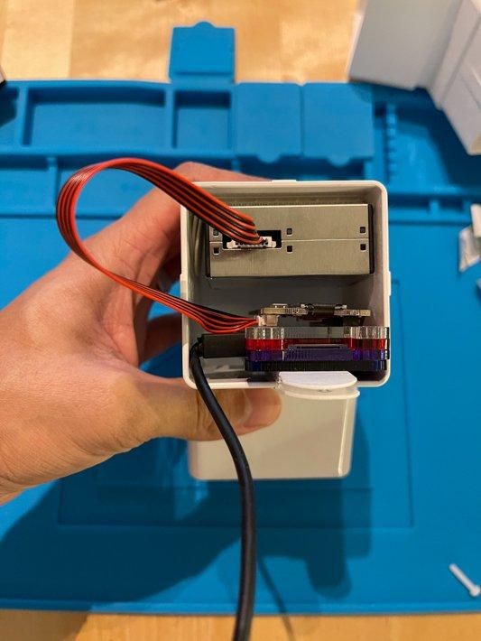 enviro sensor in a case
