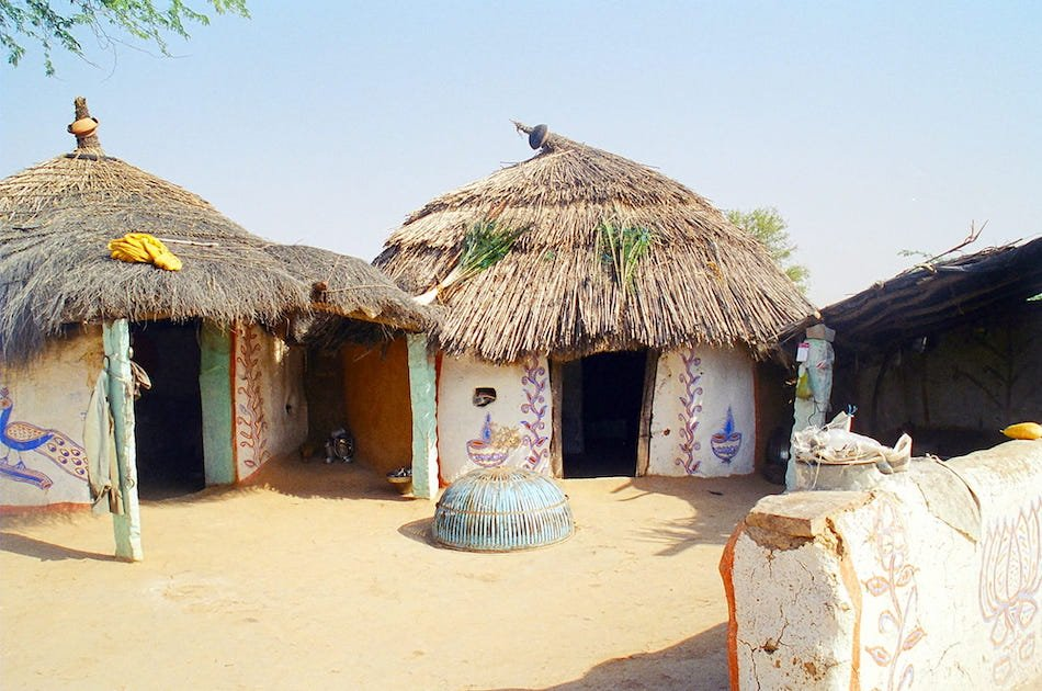 Traditional Houses in India