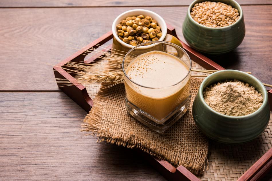 Sattu fiber drink sustainable Indian food practices