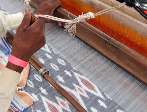 Sustainable Textile and Clothing Practices from Traditional Indian Culture