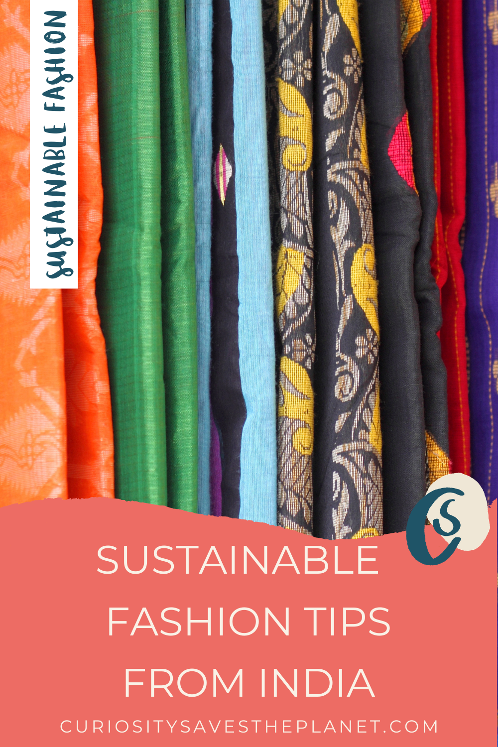 sustainable fashion tips from traditional Indian culture
