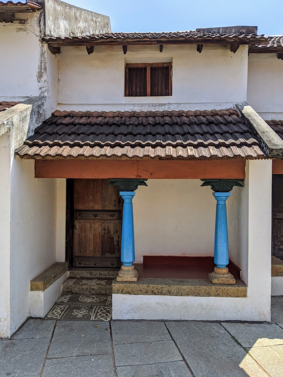 Traditional Indian House
